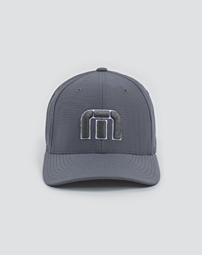 TravisMathew Men's B-Bahamas Hat, Grey ()