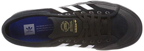 adidas Deporte 000 para Matchcourt de Hombre Negbas Zapatillas Negro Ftwbla Gum4 rqHrw71x