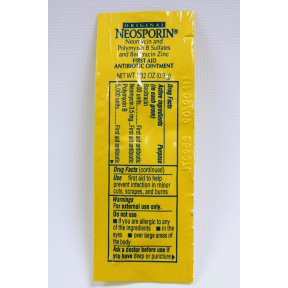 Neosporin Ointment (case of 144) by Neosporin