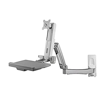 Image of AMER NETWORKS Amer Mounting Arm for Monitor, Keyboard, Mouse