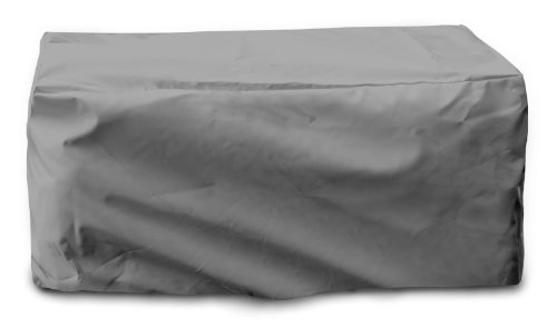 KoverRoos Weathermax 84215 Cushion Storage Chest Cover, 54-Inch Length by 33-Inch Width by 28-Inch Height, Charcoal
