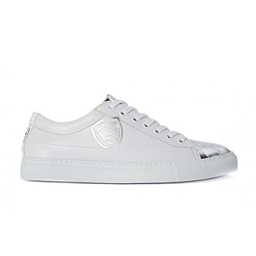 Blauer World Cup White - 7swocuptoeleather Bianco