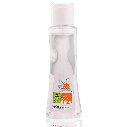 Hair & Care Silk-N Shine Serum with Fruit Vitamins, 100 ml