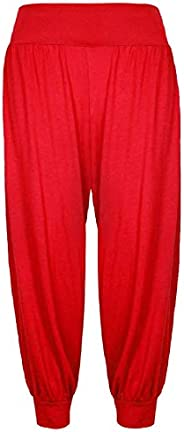 New Children's Girl's Harem Ali Baba Baggy Pants Trousers Ages 7-8, 9-10, 11
