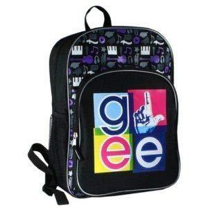 Glee バックパック 旅行 学校 ミュージカルテーマ バックパック   B0067DG3IM