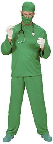 Er Surgeon Costumes (Mens Surgeon Costume Large UK 42/44