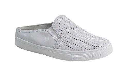 By Shoes - Zapatos de cordones para Mujer Blanc