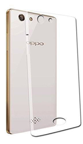 online retailer e3ce2 6462f Lively Transparent Back Cover for Oppo Neo 5 1201: Amazon.in ...