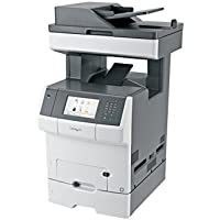 Lexmark 34TT002 Government X748dte Color Laser MFP