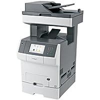 Lexmark PF7503 X 748dte Fax / Copier / Printer / Scanner
