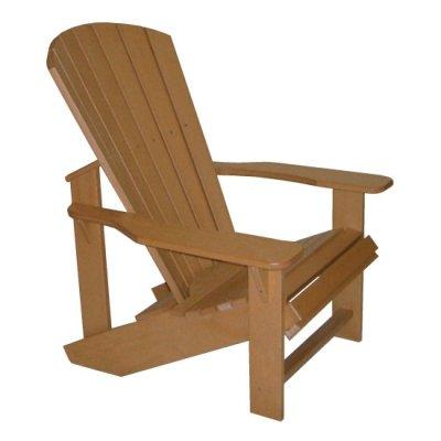 Amazon.com: Cr generaciones Adirondack silla de plástico ...