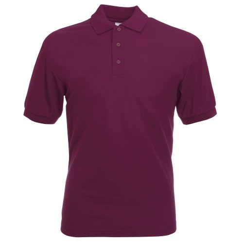 Rosso The Loom Of Uomo Polo Fruit w4SFPqxn5