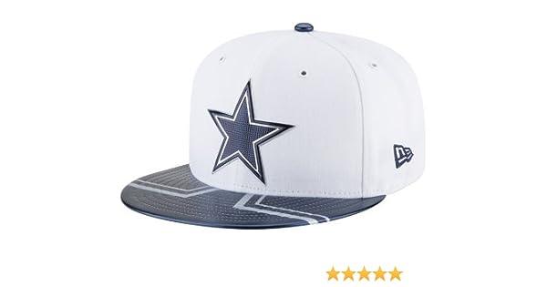 Amazon.com   New Era Dallas Cowboys 2017 Draft Mens Onstage 59Fifty Cap    Sports   Outdoors 114f25a8b3b2