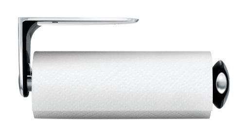 simplehuman Wall Mount Paper Towel Holder, Stainless Steel