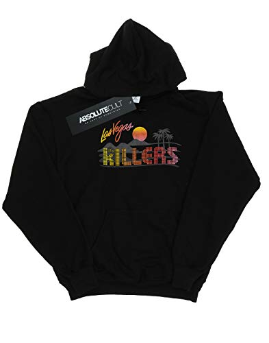 Nero Felpa Cult Vegas Las The Absolute Killers Woman Retro x1B8R