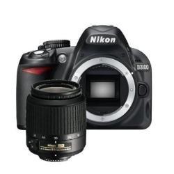 Nikon D3100 - Cámara Réflex Digital 14.2 MP (Objetivo 18-55G Vr ...
