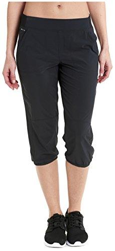 LOLE Women's Hattie Capri Pants , Black, Large