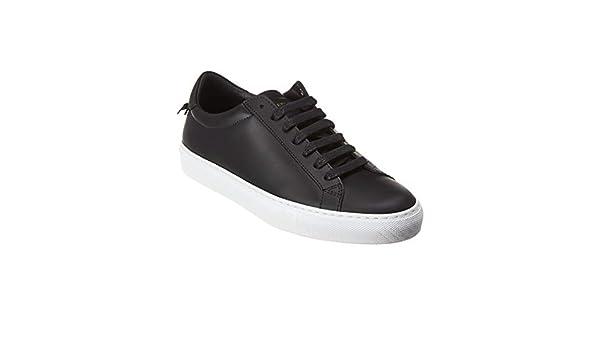 242640e3fa622 Amazon.com: Givenchy Urban Street Low-Top Matte Leather Sneaker, 37 ...