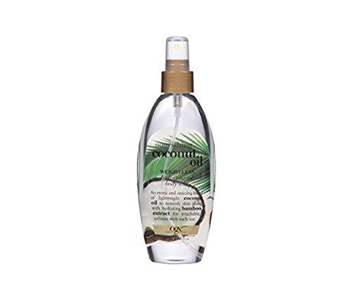 OGX Nourishing Coconut Oil Weightless Hydrating Oil Body Mis