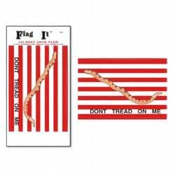 First Navy Jack Decal