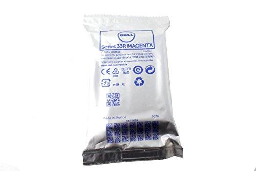 Dell Series 33R V525w Inkjet Printer Magenta Ink Cartridge 06VCM 006VCM CN-006VCM Dell Inkjet Cartridge
