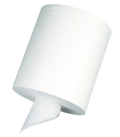 Georgia-Pacific SofPull 28124 White RsYrlz Premium 1-Ply Regular Capacity Centerpull Paper Towel, 2Pack (6 Rolls) by Georgia-Pacific