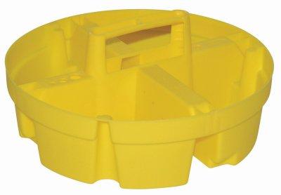 Bucket Boss, 5 Gallon Bucket Stacker Parts Organizer Trays - Quantity 6