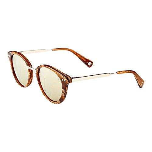 Gafas VILEBREQUIN reflejo sol de unisex bronce Avellana con con lentes FwH4q
