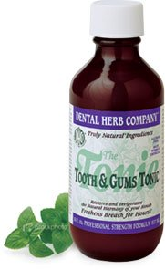 - Dental Herb Company Tooth and Gums Tonic