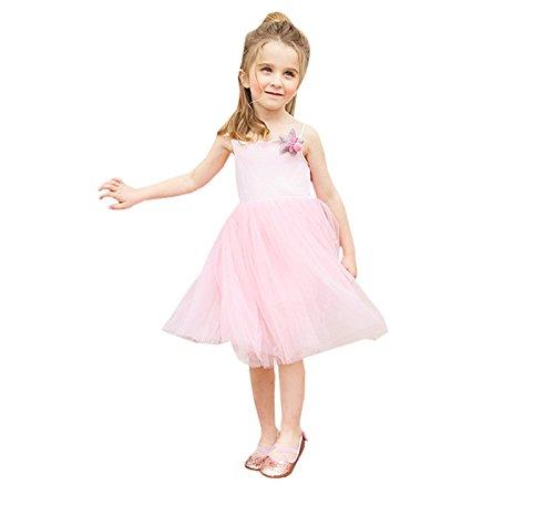 Cotton Pink Spun Princess Girl And Dress Summer Fashion Acvip qvnpw6Iv