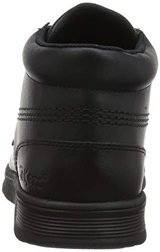 Kelland black Noir Enfant Kickers Classiques Bottes 0001 Bottines Up Mixte Lace 4qdOzxwH