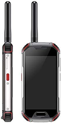 Unihertz Atom XL, The Smallest DMR Walkie-Talkie Rugged Smartphone Android 10 Unlocked 6GB+128GB WeeklyReviewer