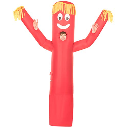 Morph Giant Inflatable Red Wacky Wavy Arm