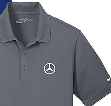 Polo para hombre Nike Pique de Mercedes: Amazon.es: Coche y moto