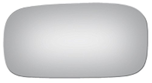 1992 - 1999 Pontiac Bonneville Passenger/Right Side Replacement Mirror Glass W/O Backing - Glass Bonneville Pontiac Mirror