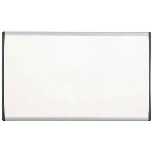 Quartet Arc Cubicle Whiteboard, White, 24 x 14 - Lot of 3
