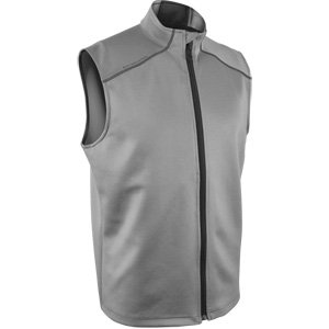Sun Mountain 2017 Men's Thermalflex Vest (Gray-Steel, XXL)