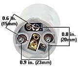 Electrical Starters - Sockets 8403-4KV 4KV Pulse Rated E26 (Case of 300)