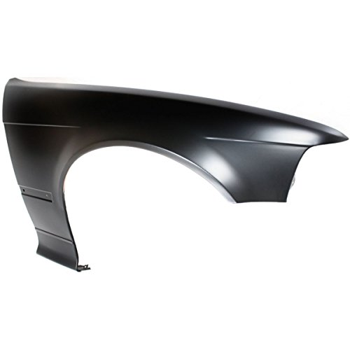 Diften 110-A3586-X01 - New Fender Front Passenger Right Side Primered 325 328 3 Series 320 RH Hand