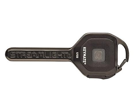 Streamlight 73200 KeyMate USB, Black - 35 Lumens