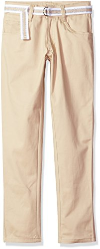Limited Too Girls' Big Twill Pant (More Styles Available), Classic Khaki, ()