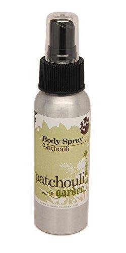 Patchouli Garden - Patchouli Perfume Body (Patchouli Body Spray)