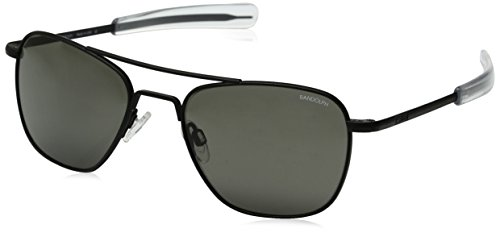 b5461bdcbd6 Amazon.com  Randolph Aviator Square Sunglasses