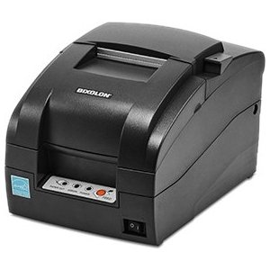 Bixolon SRP-275IIICOESG Series Srp-275III Impact PRINTER, Serial Interface, USB, Ethernet, Auto Cutter, black