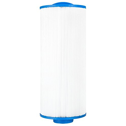 Clear Choice Pool Spa Filter 5.19 Dia x 12.50 in Cartridge Replacement for Pacific Marquis Spa 35 Aladdin 13507 Baleen AK-90103, [1-Pack]