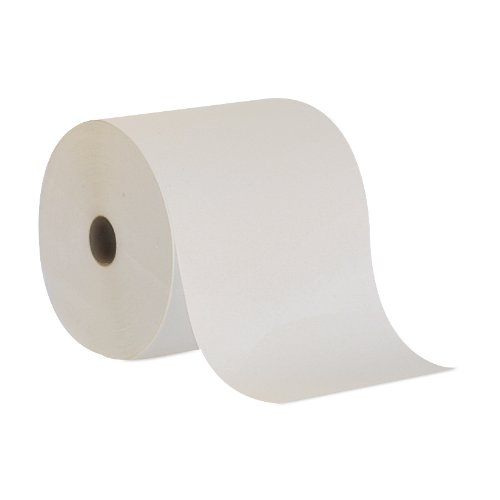 Georgia Pacific 26601 Acclaim High Capacity Roll Paper Towels, 8'' x 800' Roll, White, Poly-bag Protected (1 Individual Roll of 800')
