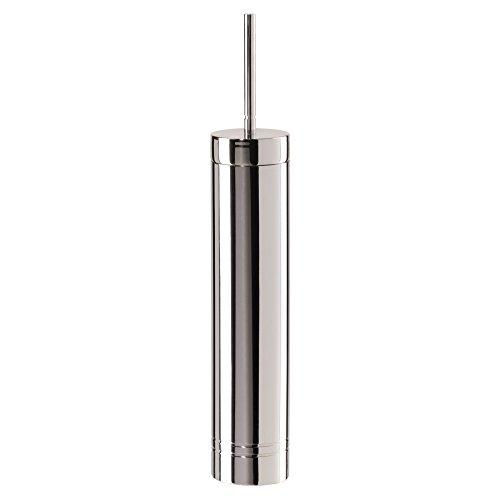 Oggi Stainless Steel Slim Toilet Brush Holder