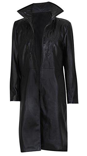 MPASSIONS Selene Underworld Awakening Trench Black Coat