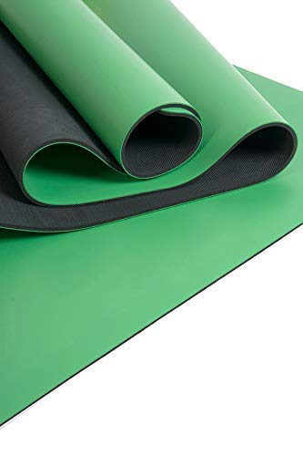 YogaStudio The Grip - Esterilla para Yoga (4 mm), Verde ...