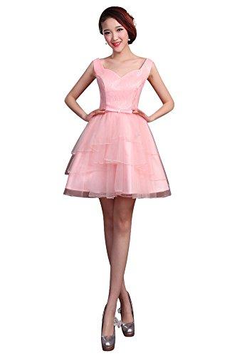 Kleid Rose Drasawee Linie Damen A fUfxwtFqO